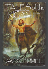 TALES OF THE RIGANTE; SWORD IN THE STORM and MIDNIGHT FALCON David Gemmell FHBDJ