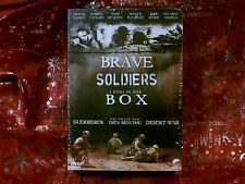 BRAVE SOLDIERS-3 DVDs IN ONE BOX