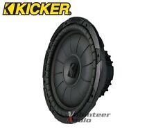 "Kicker CVT124 CompVT SVC 4 Ohm 12"" Subwoofer 350w RMS Shallow Mount Sub"