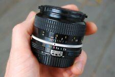 Nikon Nikkor 35mm f/2.8 AI Manual Focus Lens 6 Element Version