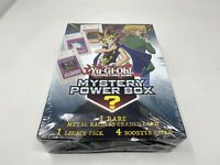 Yu-Gi-Oh!: Mystery Power Box [Metal Raiders Edition] W/ One Graded BCCG Card.