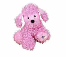 WEBKINZ LIL KINZ PINK POODLE - NEW WITH UNUSED CODE/TAG