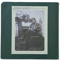 JAZZ John Handy - Hard Work LP vinyl record 1976 ABC Impulse! soul jazz