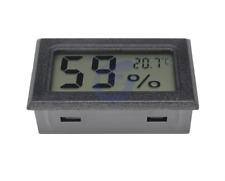 Digitale Mini-Hygrometer-Thermometer misst die Luftfeuchtigkeit 2 X Öfen