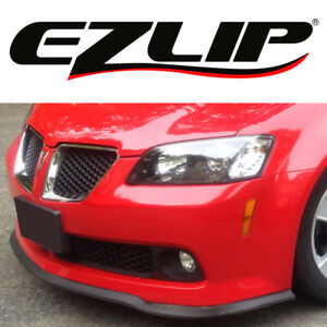 EZ LIP SPOILER BODY KIT AIR DAM SPLITTER TRIM PROTECTOR for PONTIAC SATURN EZLIP