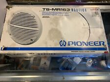 Pioneer TS-MR163 VINTAGE / OLD SCHOOL MARINE SPEAKERS new open box