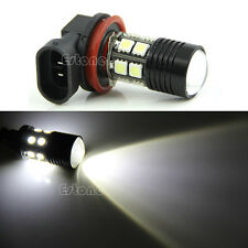 12W Super White H11 12-SMD Bright Car Fog Headlight Bulb DRL LED DC 12V