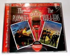 The Playmates  Meet The Rock-A-Teens 1950s Rockabilly Pop CD New Sealed
