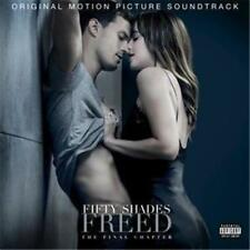 Fifty Shades Freed [Original Motion Picture Soundtrack] [PA] by Original Soundtrack (CD, Feb-2018, Republic)