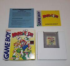 Mario & Yoshi (ninrendo Game boy) UKV
