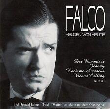 FALCO : HELDEN VON HEUTE / CD - NEUWERTIG