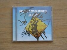 Poets of the Fall: Jealous Gods signed audio CD