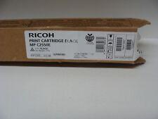 Original Ricoh Toner MP C2550E schwarz Toner 841196 Afico