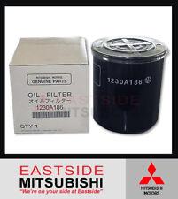 GENUINE MITSUBISHI CHALLENGER PB PC OIL FILTER KIT DIESEL 4D56 2.5L 1230A186
