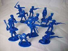 TIMPO Napoleonic Prussian Infantry Toy Soldiers dark Blue - 54MM - NEW LOW PRICE