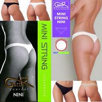 Mini string femme nini lingerie GATTA sans couture doux 34 36 38 40 42 44 46 48