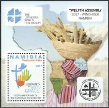Namibie - 500 années Réformation Luther Bloc 95 NEUF 2017 mi. 1557