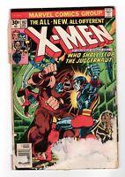 Uncanny X-Men #102, GD 2.0, Juggernaut, Wolverine, Storm
