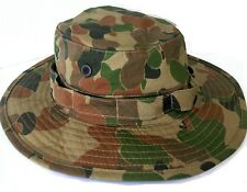 6955ccc491f TAS AUSCAM BOONIE HAT 100% COTTON WITH DOUBLE LAYER BRIM SIZES SMALL TO  XLARGE