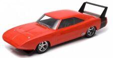 Modellini statici di auto , furgoni e camion arancioni edizione limitati marca Greenlight