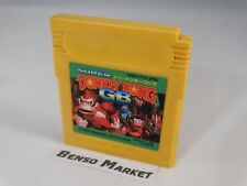 SUPER DONKEY KONG GB COUNTRY NINTENDO GAME BOY JAP GIAPPONESE ORIGINALE DMG-YTJ