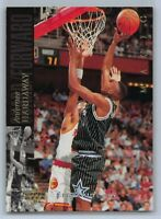 1993-94  ANFERNEE HARDAWAY Upper Deck SE Electric Court Rookie Card # 51 - MAGIC