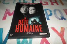 DVD -  LA BETE HUMAINE / JEAN GABIN   // DVD EDITION RESTAUREE