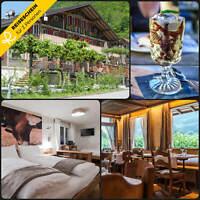 Kurzurlaub Schweiz Lungernsee 3 Tage 3 Personen Hotel Hotelgutschein Wochenende