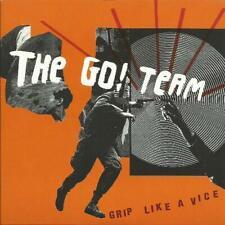 THE GO! TEAM - GRIP LIKE A VICE 2007 UK CD SINGLE IN CARD SLEEVE
