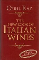 Vino, enologia - The new book of Italian wines - Cyril Ray