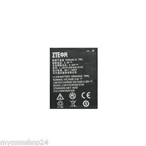 Original ZTE Li3815T43P3h615142 Li-Ion Akku 3.8V 1500mAh für ZTE Blade Q Mini