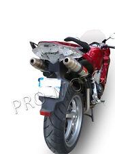 SILENCIEUX GPR DEEPTONE INOX HONDA VFR 800 V4 VTEC 2002/13