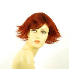 Parrucca donna corta rame intenso: AMBRE 350