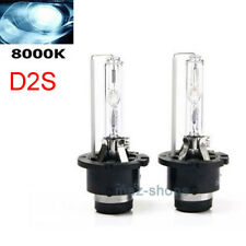 2Pcs 35 Watt D2S 8000K HID Xenon Headlight Light Bulb OEM Direct Replacement  AC