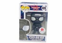 Funko Pop! vinyl toy figure box pop spider-man spiderverse 409 Noir marvel NIB