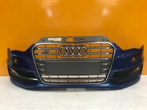 Audi a3 s3 s line 2012 - 2015 genuine FRONT BUMPER