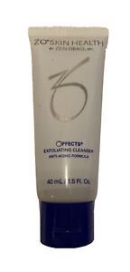 ZO Skin Health By Obagi Exfoliating Cleanser 40 ml Expire 08/2017
