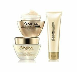 Avon Anew Ultimate Regimen Set 3