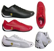 PUMA SCUDERIA FERRARI Sport Car Fan Drift Cat 5 Ultra II Men's Shoes Sneakers