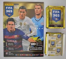 Panini Fifa 365 2015/2016 Leeralbum+50 Tüten/250 Sticker internationale Version