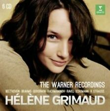 Helene Grimaud - Complete Warner Recordings, New Music