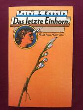 Das letzte Einhorn   Fantasyroman   Illustriert