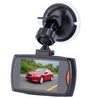 "HD 2.4""LCD 1080P Car DVR Vehicle Camera Video Recorder Dash Cam Night Vision BA"