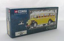 Corgi Classics Connoisseur Collection Malta Bedford OB Coach 1:50 33802 MIB
