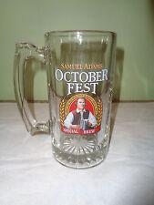 Samuel Adams - October Fest - Special Brew - Glass Beer Mug / Stein