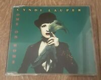 CYNDI LAUPER * COME ON HOME * PROMO CD SINGLE 1995 EXCELLENT
