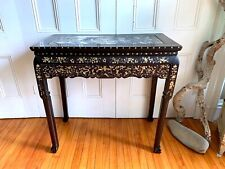 Antique Chinese Qing Rosewood Console Hall table