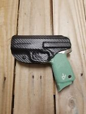 Concealment Kahr Arms CW9 Black Carbon Fiber Kydex IWB holster right hand