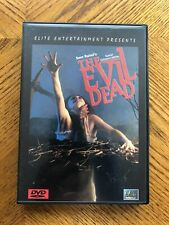 Evil Dead [Special Edition] Audio Commentary Bruce Campbell and Sam Raimi