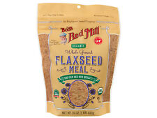 Gluten Free Organic Brown Flaxseed Meal 16oz